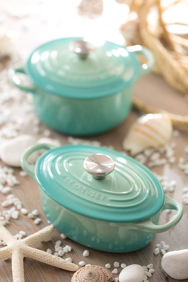 Le-Creuset-Cool-Mint系列Try-Me價