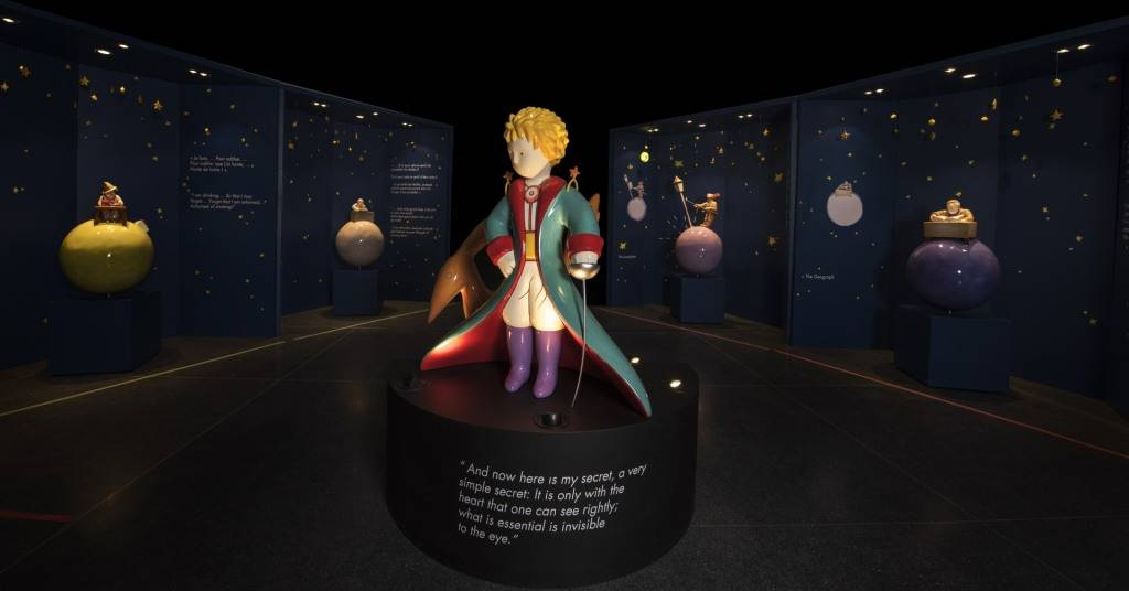The Little Prince Art Collection 2