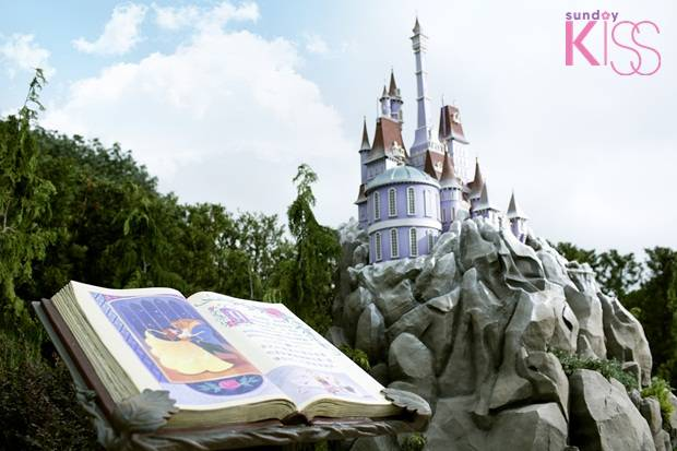 The Garden of Beauty and the Beast_Beast Castle_1