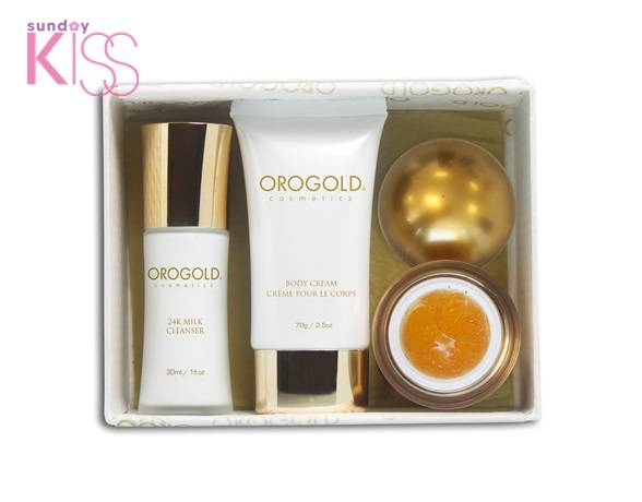 OROGOLD - OROGOLD 24K Package_____re
