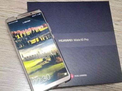 【Hua Wei Mate 10 Pro】由 ios 到 android