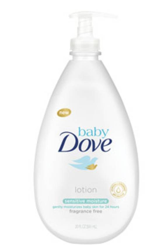 Baby Dove Sensitive Moisture Lotion by Unilever