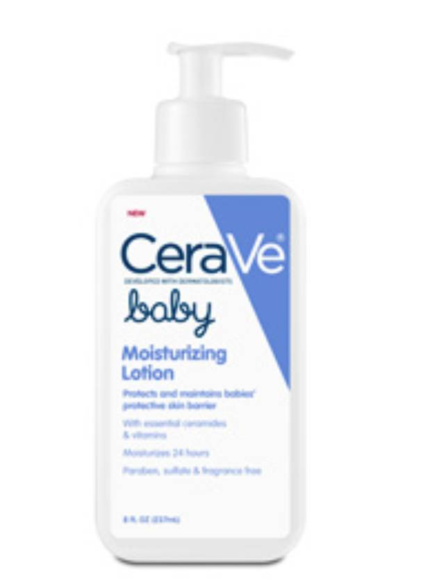 CeraVe® Baby Moisturizing Lotion by L'Oreal USA
