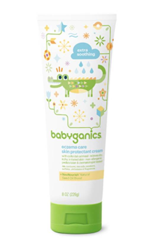 Babyganics® Eczema Care Skin Protectant Cream by KAS Direct LLC