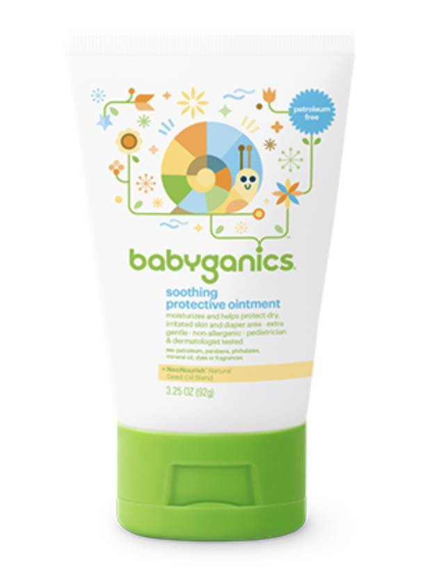 Babyganics® Soothing Protective Ointment by KAS Direct LLC