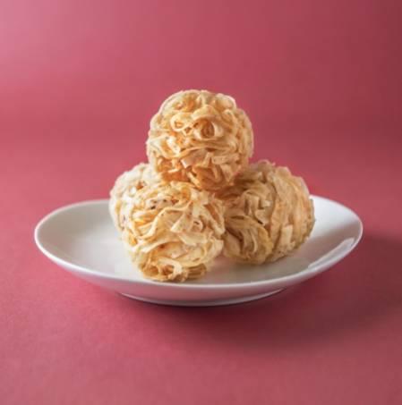 芋蝦球 (12個裝) 禮盒裝8  (圖片:八珍醬園)