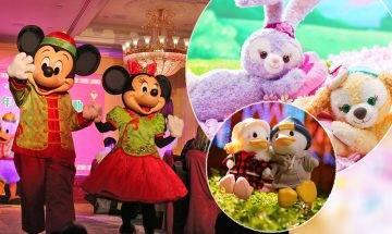 【新年親子好去處2020】香港迪士尼新春+情人節率先睇 「米奇年」主題美食+限定精品