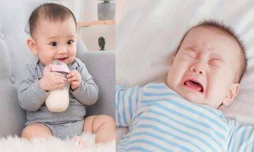 BB猛長期脾氣暴躁唔願瞓?  醫生解答嬰兒猛長期6大疑問