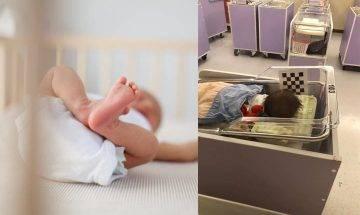 初生嬰趴睡險窒息猝死  托兒所:窒息不會死,只會腦部麻痺
