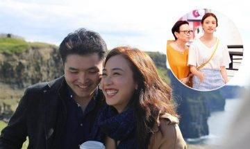 31歲朱千雪似有喜 拍拖5年首次與老公過情人節