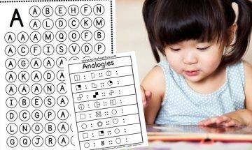 11個幼稚園兒童教材網站|免費下載工作紙 英文+數學+邏輯+繪本樣樣有
