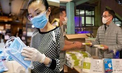 全港免費派發防疫用品指南 眾志成城齊心抗疫|抗疫特集