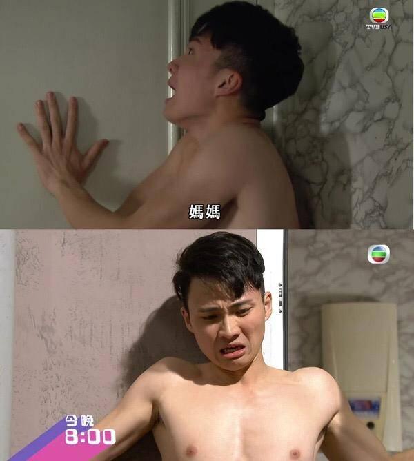 新人肯做肯捱勁謙虛(TVB劇集《愛回家之開心速遞》電視截圖)