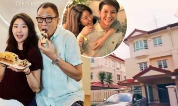 72歲許紹雄24歲女訂婚  舉家移民新加坡 4千呎豪宅附私人泳池全面睇
