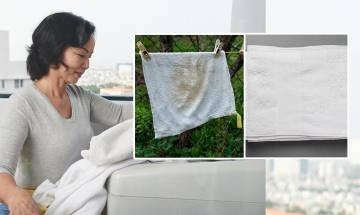 5招洗毛巾+消毒去味方法|一星期無洗毛巾含菌量如坑渠!用咗易爛臉