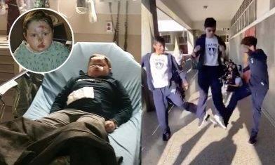 社交網惡作劇 恐怖3人跳挑戰 |1人死亡 多名兒童頭部受傷