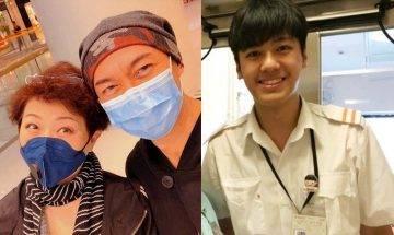 江華兒子自薦入隔離病房做前線 家人予高度支持:「以他為榮」