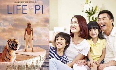 5套親子必睇求生電影 培養孩子高AQ鎮定面對逆境