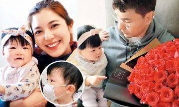 43歲陳展鵬囡囡發高燒全家戒備 煎Pang肺炎抗疫有妙計