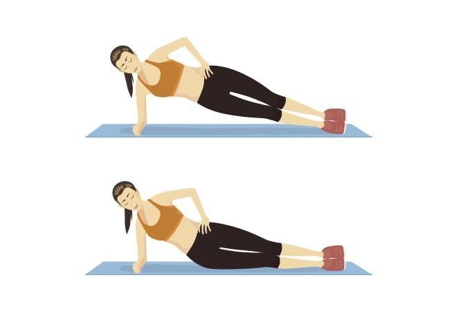 瘦手臂懶人運動 10分鐘8個動作20日見效 從此擊退麒麟臂