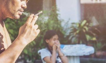 戒煙成功爸爸的心聲:唔想子女吸二手煙及三手煙