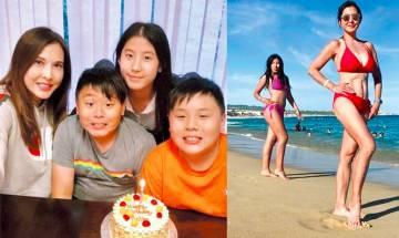 51歲李婉華三女子長大戲癮大發  老公開綠燈 隨時返港拍劇 客串《頭條新聞》