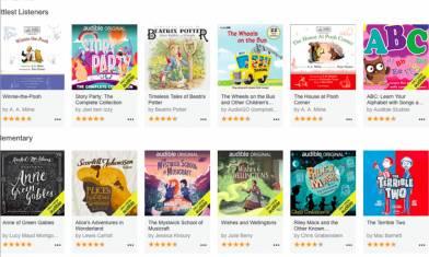【停課不停學】10個免費兒童英文有聲書網站頻道 愉快學習 提升英語聽力