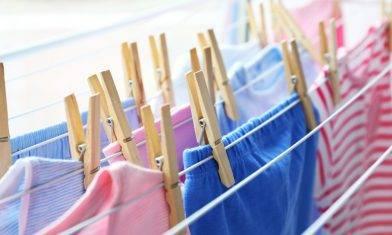 春天落雨潮濕件衫唔乾 必學10大方法快速晾乾衣服