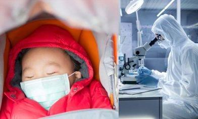 【新冠肺炎】半歲嬰接近無病徵確診新冠肺炎  醫生:增無意識擴散疫情風險|抗疫特集