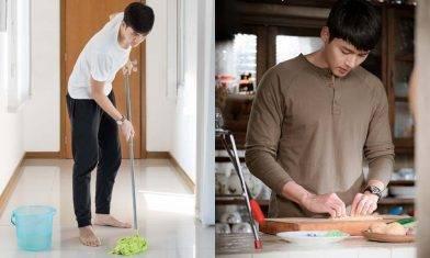 研究:男人做家務女兒成就高|家庭主夫更長壽  死亡率減半 記憶力提升