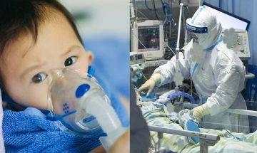 【新冠肺炎】1歲男童初現肚瀉及後確診  醫生:家長勿輕視消化道病徵|抗疫特集