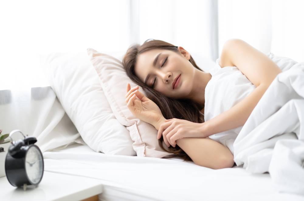 月經前瘦身餐單也講究睡眠(圖片來源:shutterstock)