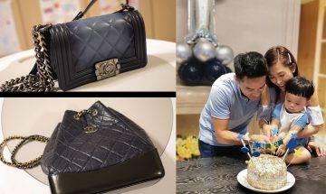 34歲宋熙年做全職媽媽兼職KOL月賺廿萬 陳智燊寵妻 只買一個牌子手袋送老婆