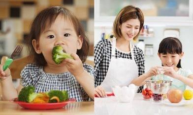 孩子必吃增強免疫力食品 營養師推薦 9大維他命營養要素|抗疫特集
