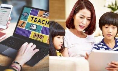 ZOOM在線教學存實際隱憂|爸媽+老師心底話及壓力分享:網上課堂=互相折磨?