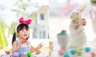 復活節跟彩蛋和兔子有什麼關係?一文了解復活節由來+日期計算
