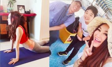 53歲溫碧霞與商人老公恩愛20年 二千多萬海景豪宅曝光 收養棄嬰視如己出