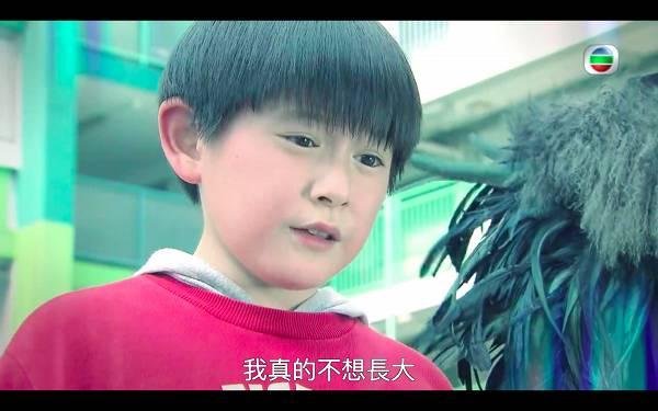 童星15. 鄭耀軒(圖片來源:TVB劇集《金宵大廈》電視截圖)