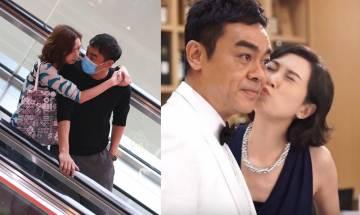 劉青雲郭藹明結婚22年恩愛依舊  全靠4大寵妻招數|仲有10大冧妻金句