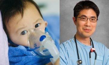 【新冠肺炎】中大兒科醫生教嬰兒防疫貼士 減少嬰兒感染風險|抗疫特集