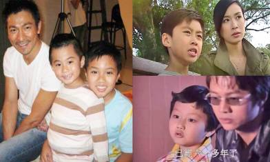 15位童星成長對比-吳諾弘成熱爆「奧運新星」/22歲Jacky仔移居日本/有2個人揚威海外