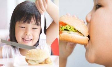 5大生活戒條預防兒童糖尿 一切從飲食習慣開始