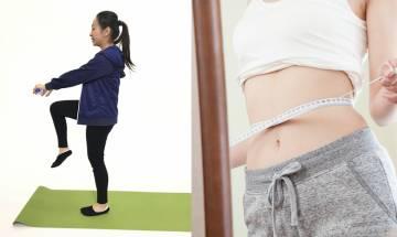 減小腹5分鐘運動 2星期輕鬆踢走肚腩+寒背