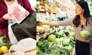 【新冠肺炎】醫生提醒5大超市防疫法 慎防買餸/日用品中招