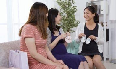 美國研究:懷孕是一種「傳染病」  跟好閨密一齊升級做媽媽