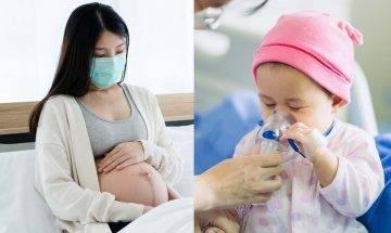 醫生分析孕婦與B患新冠肺炎風險  南韓案例:初生嬰飲母乳不藥而癒
