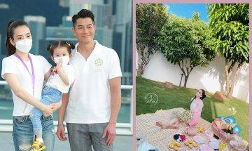 54歲郭富城豪華豪宅後花園曝光  為愛女打造兒童樂園