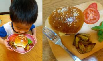 漢堡包食譜-自家製夠健康 同場加映小朋友都喜愛的熱狗