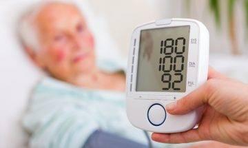 三高患者若染新冠肺炎 病情會較嚴重 併發症足以致命