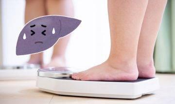 三高飲食腰圍粗 隱藏脂肪肝